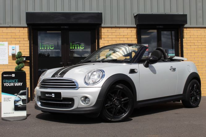 Used MINI ROADSTER in Doncaster for sale