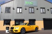 BENTLEY CONTINENTAL 4.0 V8 GTC 2DR !! HUGE SPECIFICATION !! - 757 - 9