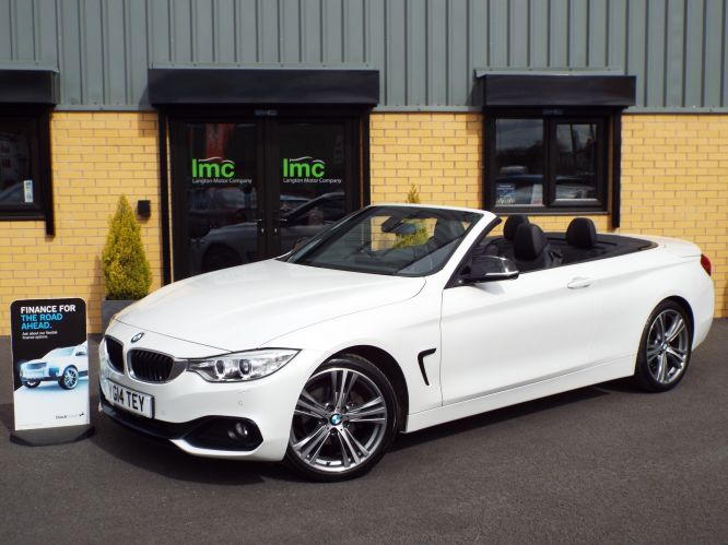 Used BMW 4 SERIES in Doncaster for sale
