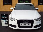AUDI A6 2.0 TDI S LINE 4DR !! SAT NAV / FULL LEATHER !! - 626 - 7