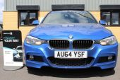 BMW 3 SERIES 2.0 320D M SPORT AUTOMATIC TOURING 5DR !! DAKOTA LEATHER | 26K MILES !! - 1028 - 4