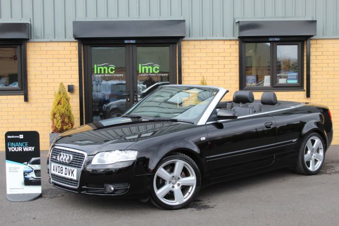 Used AUDI A4 in Doncaster for sale