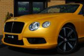 BENTLEY CONTINENTAL 4.0 V8 GTC 2DR !! HUGE SPECIFICATION !! - 757 - 3