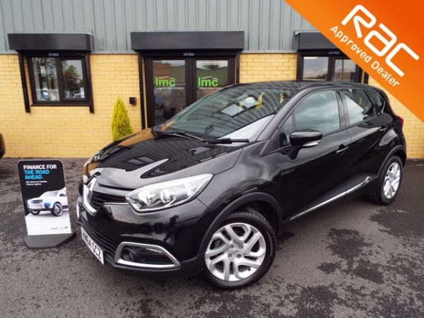 Used RENAULT CAPTUR in Doncaster for sale