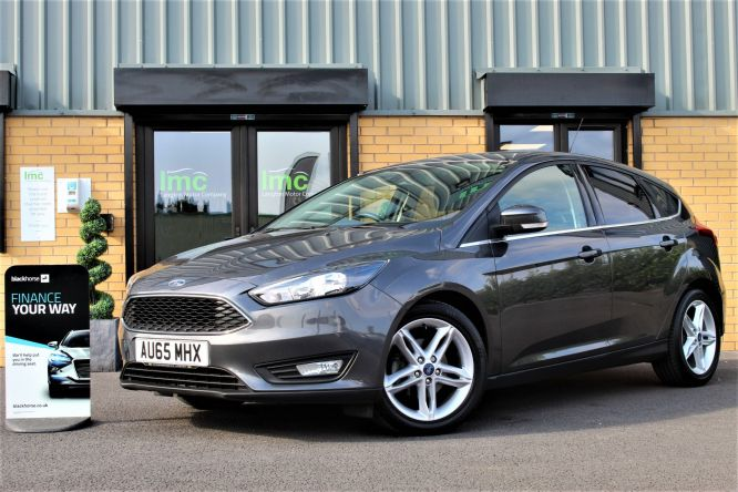 Used FORD FOCUS in Doncaster for sale