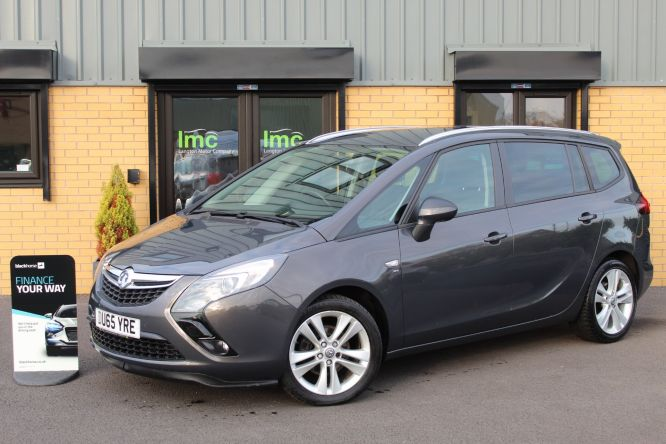 Used VAUXHALL ZAFIRA TOURER in Doncaster for sale