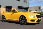 BENTLEY CONTINENTAL 4.0 V8 GTC 2DR !! HUGE SPECIFICATION !! - 757 - 10