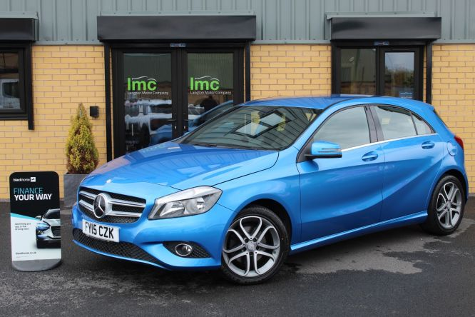 Used MERCEDES A-CLASS in Doncaster for sale