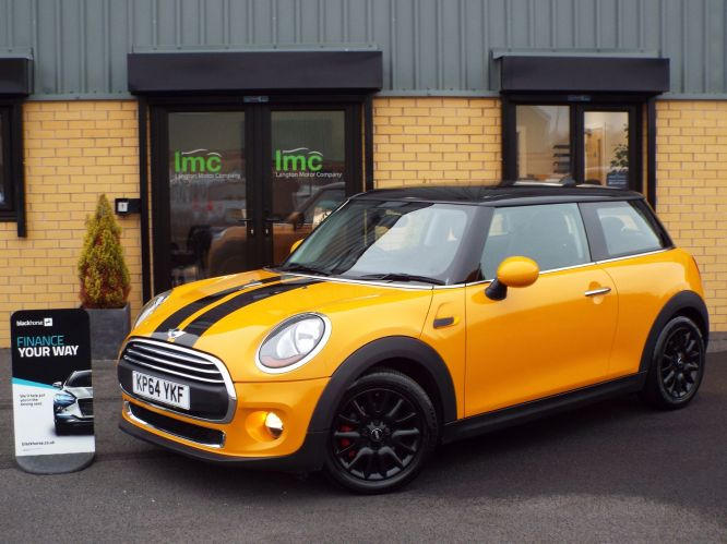Used MINI HATCH in Doncaster for sale