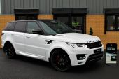 LAND ROVER RANGE ROVER SPORT 3.0 SDV6 AUTOBIOGRAPHY DYNAMIC 5DR !! HUGE SPECIFICATION !! - 866 - 10