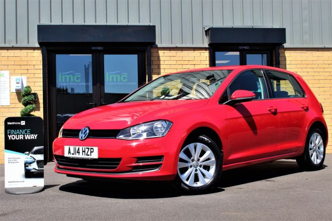 Used VOLKSWAGEN GOLF in Doncaster for sale