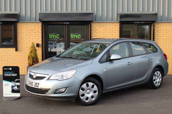 Used VAUXHALL ASTRA in Doncaster for sale