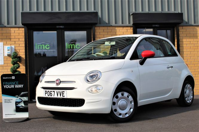 Used FIAT 500 in Doncaster for sale