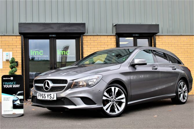 Used MERCEDES CLA in Doncaster for sale