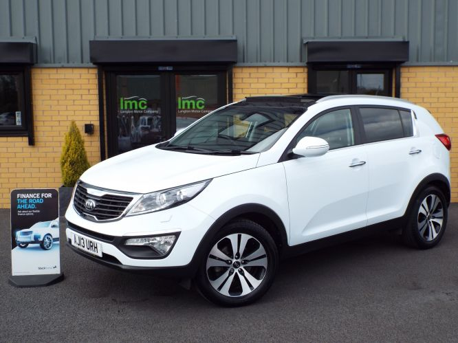 Used KIA SPORTAGE in Doncaster for sale