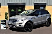 LAND ROVER RANGE ROVER EVOQUE 2.2 SD4 PURE TECH 5DR !! PAN ROOF !! - 958 - 2