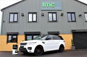 LAND ROVER RANGE ROVER SPORT 3.0 SDV6 AUTOBIOGRAPHY DYNAMIC 5DR !! HUGE SPECIFICATION !! - 866 - 2