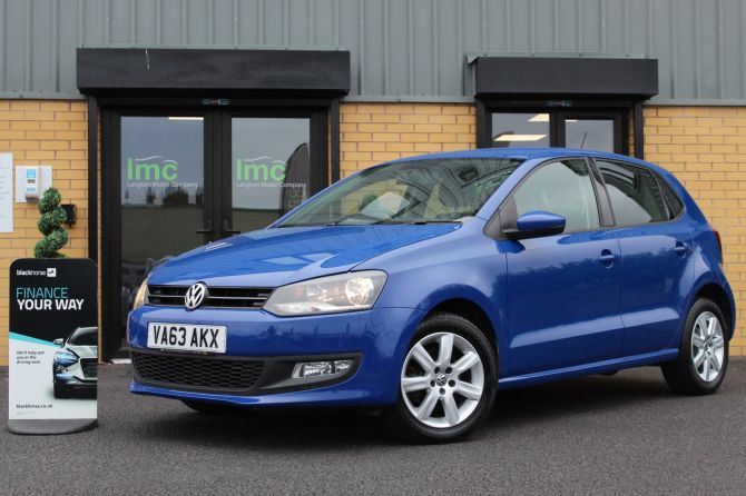 Used VOLKSWAGEN POLO in Doncaster for sale