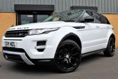 LAND ROVER RANGE ROVER EVOQUE 2.2 SD4 DYNAMIC AUTOMATIC AWD 5DR !! PAN ROOF !! - 765 - 8