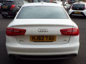 AUDI A6 2.0 TDI S LINE 4DR !! SAT NAV / FULL LEATHER !! - 626 - 13