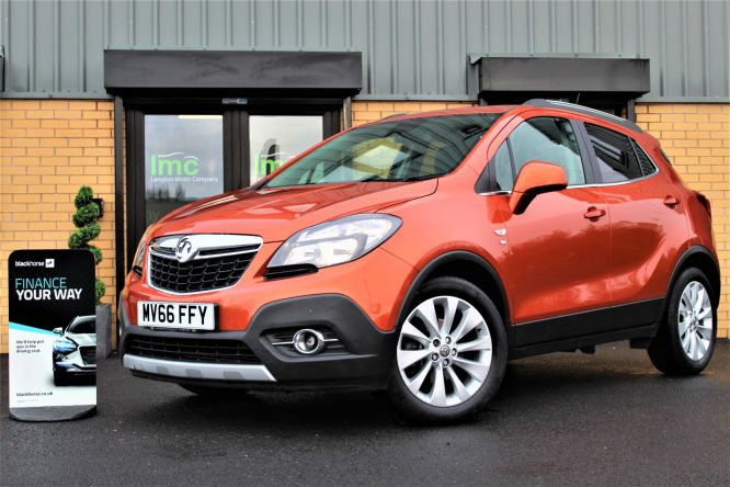 Used VAUXHALL MOKKA in Doncaster for sale