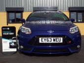 FORD FOCUS 2.0 ST-3 5DR ESTATE WITH SAT NAV / STYLE PACK - 612 - 4