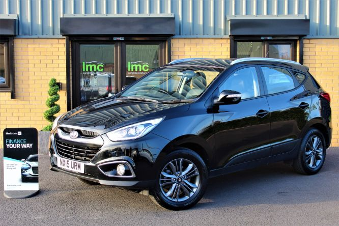 Used HYUNDAI IX35 in Doncaster for sale