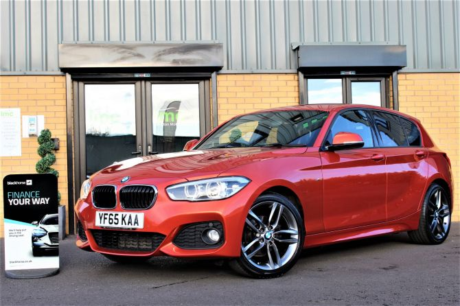 Used BMW 1 SERIES in Doncaster for sale
