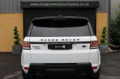 LAND ROVER RANGE ROVER SPORT 3.0 SDV6 AUTOBIOGRAPHY DYNAMIC 5DR !! HUGE SPECIFICATION !! - 866 - 18