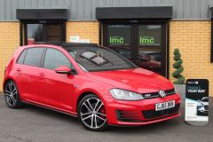 VOLKSWAGEN GOLF  - 1262 - 9