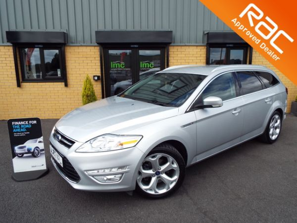 Used FORD MONDEO ESTATE in Doncaster for sale
