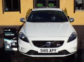 VOLVO V40 1.6 D2 R-DESIGN LUX 5DR !! FULL HEATED LEATHER !! - 611 - 3