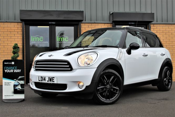 Used MINI COUNTRYMAN in Doncaster for sale