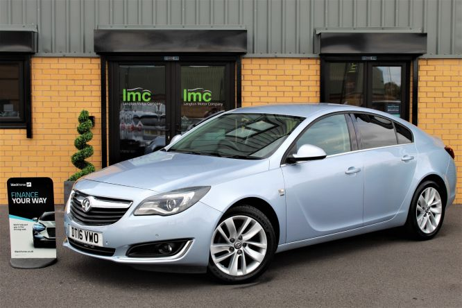 Used VAUXHALL INSIGNIA in Doncaster for sale