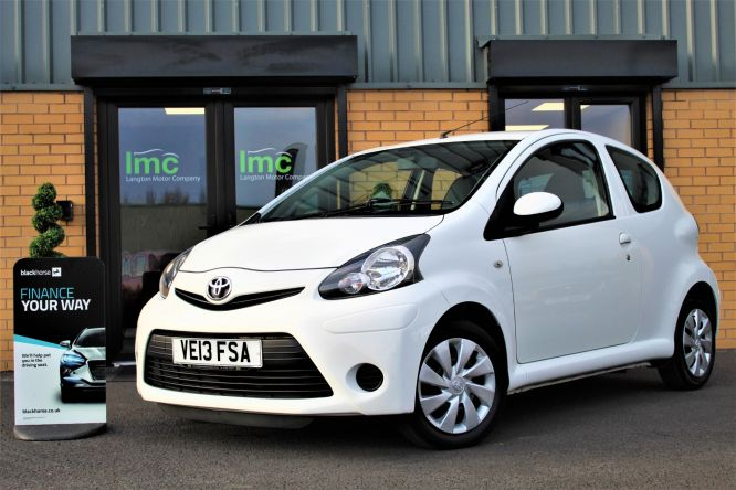 Used TOYOTA AYGO in Doncaster for sale