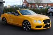 BENTLEY CONTINENTAL 4.0 V8 GTC 2DR !! HUGE SPECIFICATION !! - 757 - 4